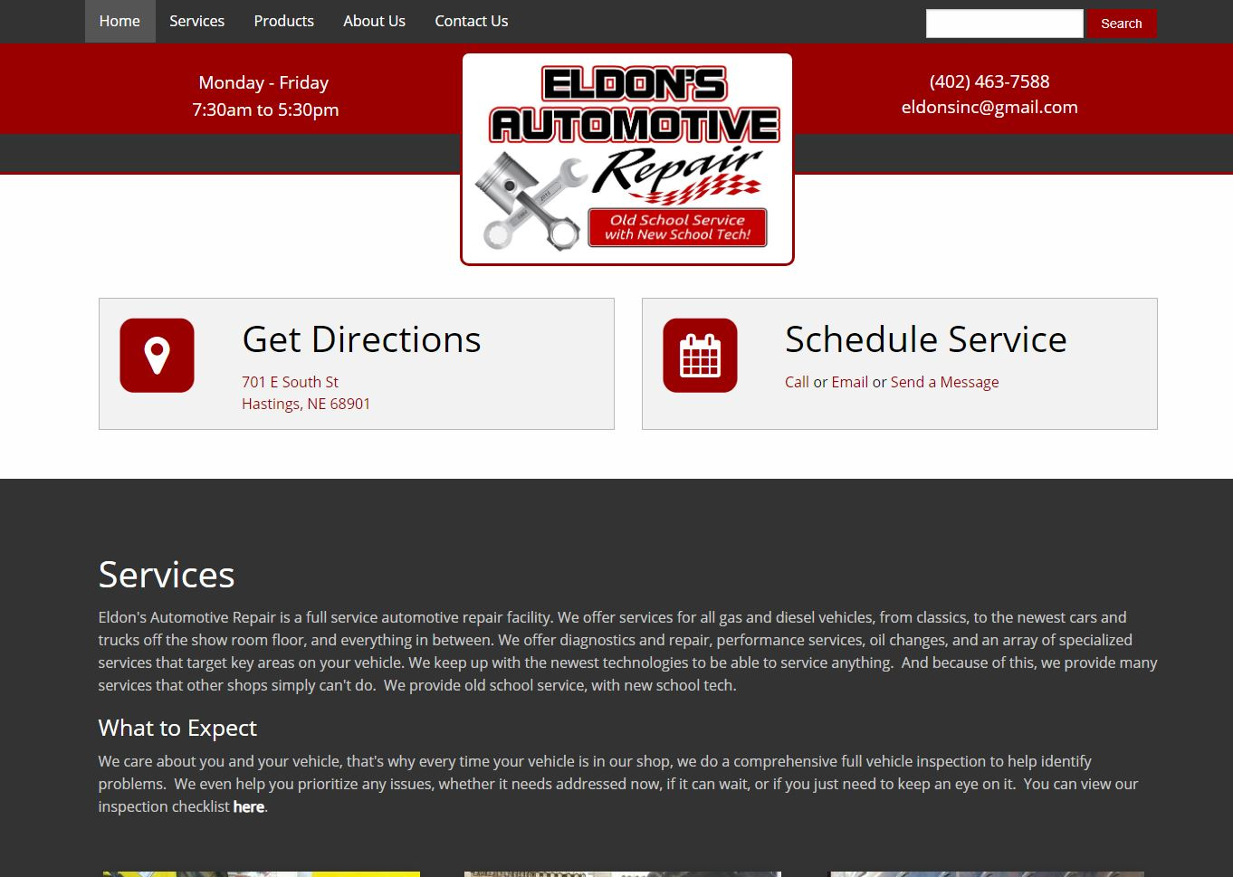 Eldons Automotive Repair | www.eldonsautomotiverepair.com